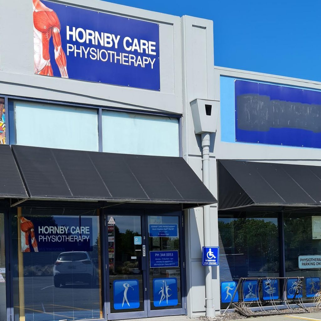 Hornby Care Physiotherapy - location of Foot Werks Podiatry Clinic In Burwood