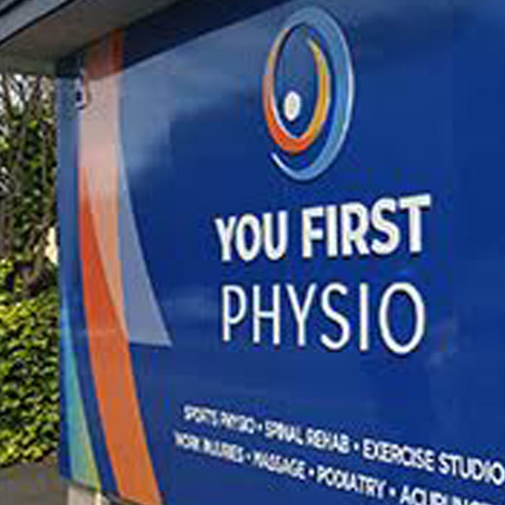 You First Physio Riccarton Foot Werks Podiatry Clinic